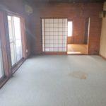 2階リビング(居間)